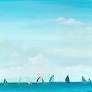 Boats by Jennifer Gibson