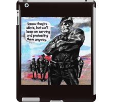 The Good Guys iPad Case/Skin