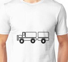 Car toys baby truck vehicle trailer Unisex T-Shirt