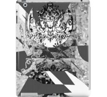 Cubist Fire Goddess iPad Case/Skin