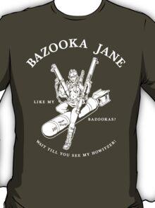 Bazooka Jane T-Shirt