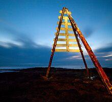 Signal post at Ricketts Point by VisualFX