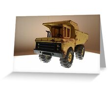 Trucky truck Greeting Card