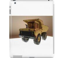 Trucky truck iPad Case/Skin