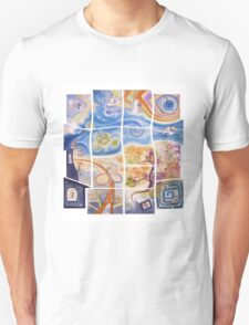 "Puzzle painting ""Lost"" T-Shirt"