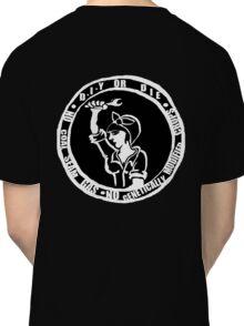 DIY Or Die Girl No CSG No Monsanto Classic T-Shirt