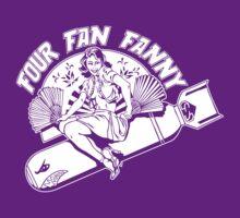 Four Fan Fanny by b24flak