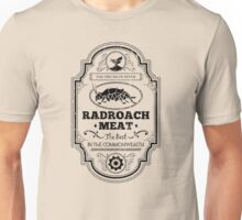 Drumlin Diner Radroach Meat (Black) Unisex T-Shirt