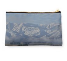 Winter Morning by the Ranges Studio Pouch