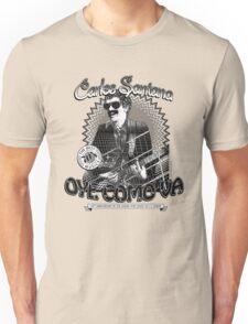 Carlos Santana Unisex T-Shirt