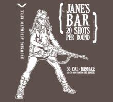Jane's B.A.R. by b24flak