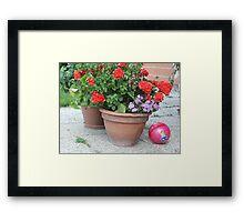 Blossom_1321 Framed Print