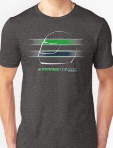 AYRTON SENNA _ Alternative F1 Helmets T-Shirt
