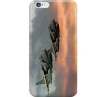 Harriers At Sunset iPhone Case/Skin