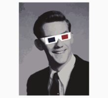 Christopher Lloyd - 3D Glasses by is2b007