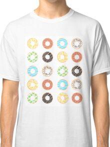 Donut Print Classic T-Shirt
