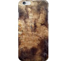 Dark Shadows on Desert Surface iPhone Case/Skin