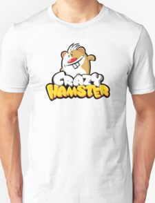 Crazy Hamster Unisex T-Shirt