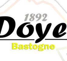 Liege Bastogne Liege Sticker