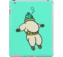 Diver iPad Case/Skin
