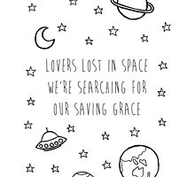 Lovers lost in space by megs082