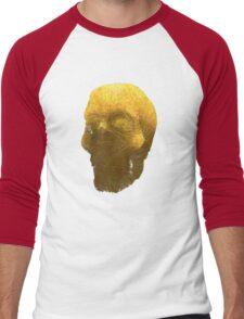 human skull Men's Baseball ¾ T-Shirt