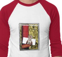 Ode to the Occult Men's Baseball ¾ T-Shirt