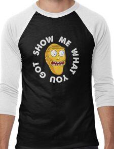 SHOW ME WHAT YOU GOT 2 Men's Baseball ¾ T-Shirt