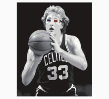 Larry Bird - 3D Glasses by is2b007