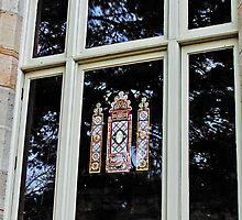 Church Windows by debidabble