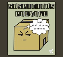 Suspicious Package  by Toradellin