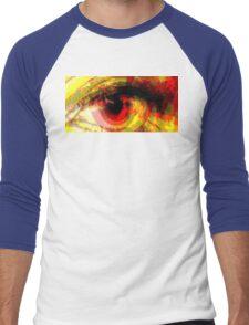 Past Vision Men's Baseball ¾ T-Shirt