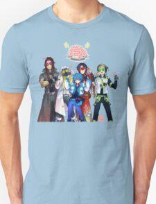 (CLEAN Version) DRAMAtical Murder - Five Guys T-Shirt