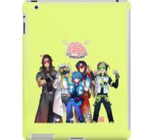 (CLEAN Version) DRAMAtical Murder - Five Guys iPad Case/Skin