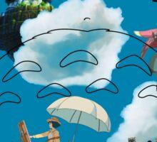 Ghibli - Miyazaki universe - Totoro Sticker