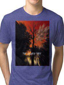 The Sacred Tree Tri-blend T-Shirt