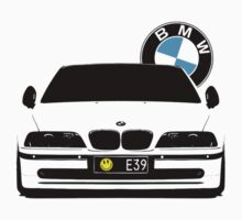 E39 Smiley by Bm3W