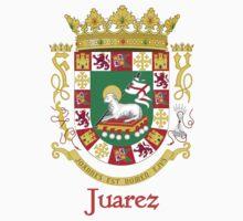 Juarez Shield of Puerto Rico One Piece - Long Sleeve