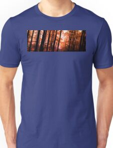 Wooden Embers Unisex T-Shirt