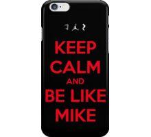 Like Mike iPhone Case/Skin
