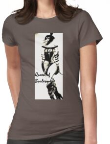 Burlesque Womens Fitted T-Shirt