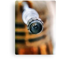 Dalek attack!  The (almost) all seeing eye Canvas Print