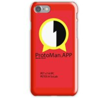 Protoman.EXE iDevice Case iPhone Case/Skin