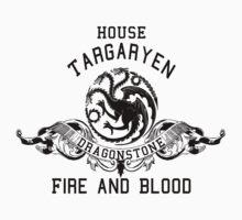 House Targaryen by bestbrothers