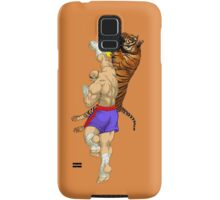 Tiger Uppercut Samsung Galaxy Case/Skin