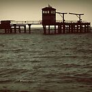 The Pier by iamelmana