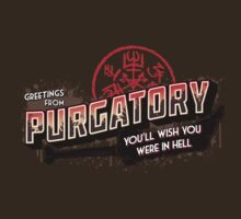Greetings from Purgatory by Fanboy30