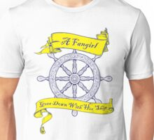 Fangirls and Their Ships Unisex T-Shirt