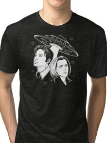 X-Files Tri-blend T-Shirt