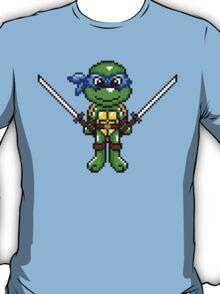 TMNT Leonardo Pixel T-Shirt